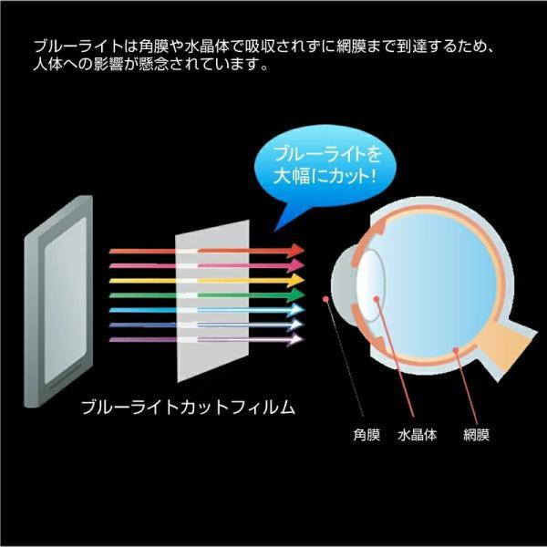 TCLコミュニケーションテクノロジー ALCATEL PIXI 4 クリップ式 スマートフォン ベルトケース と ブルーライトカット 液晶保護フィルム セット スマホ ケース|casemania55|13