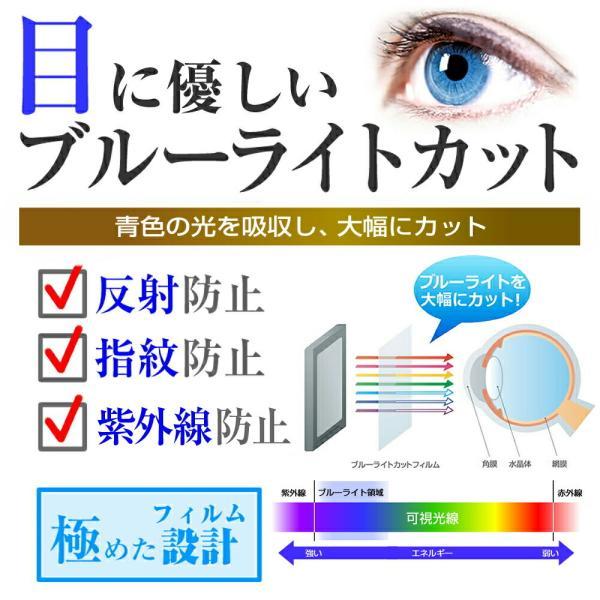 Lenovo TAB4 (10inch) /Lenovo専用 ブルーライトカット 反射防止 液晶保護フィルム 指紋防止 気泡レス加工 液晶フィルム|casemania55|02
