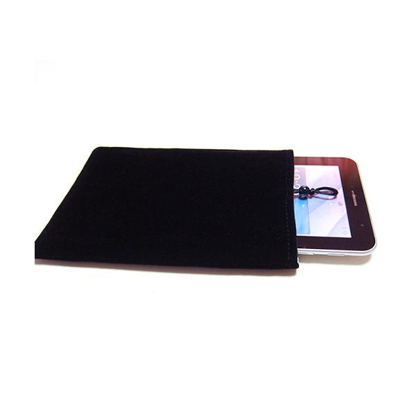 Kindle Paperwhite(2015) (ブラック) 指紋防止 クリア光沢 液晶保護フィルム と タブレットケース セット|casemania55|05