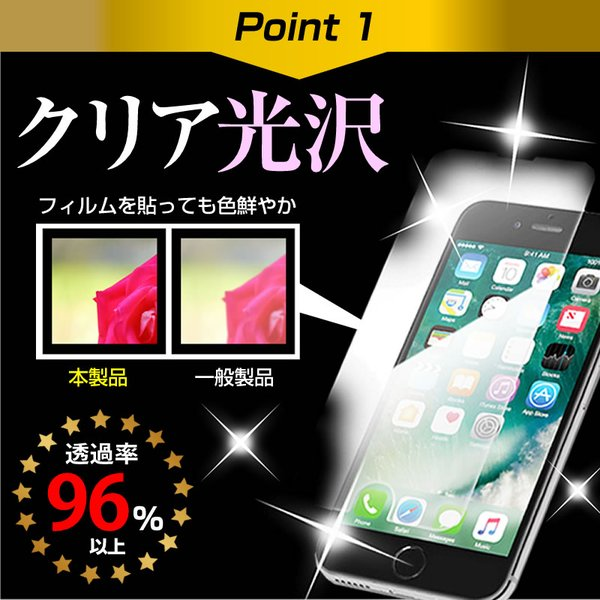 TCLコミュニケーションテクノロジー ALCATEL PIXI 4 スマートフォン 手帳型 レザーケース と 指紋防止 液晶保護フィルム ケース カバー スマホケース ピンク casemania55 11