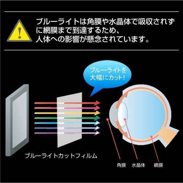 IIYAMA ProLite XUB2492HSU-2 (23.8インチ) 機種で使える のぞき見防止 プライバシー セキュリティー OAフィルター 保護フィルム|casemania55|09
