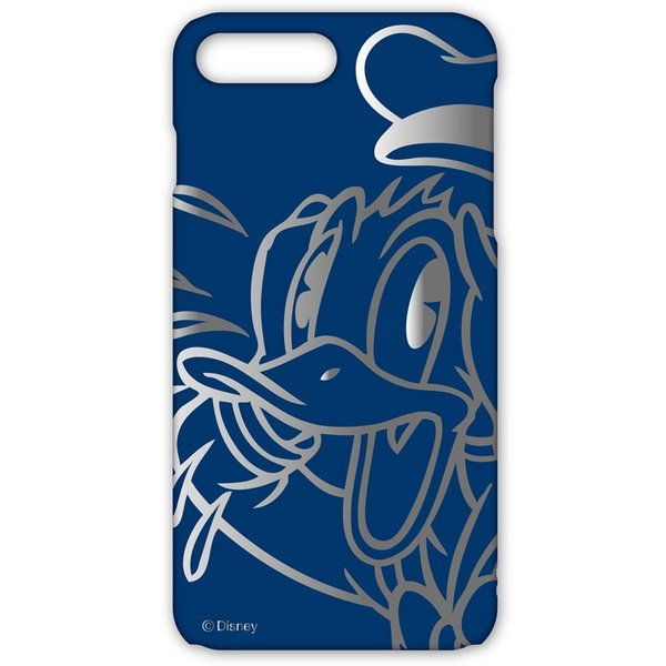 ディズニードナルドダック   iPhone7 Plus対応ハードケース[839248] ラッピング不可|cast-shop
