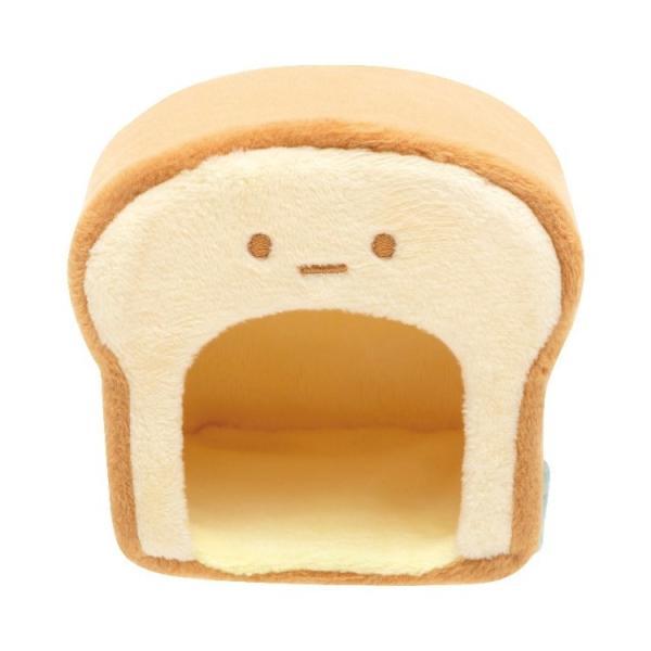 すみっコぐらし てのりぬいぐるみ 食パンのおうち ★すみっコパンきょうしつ★