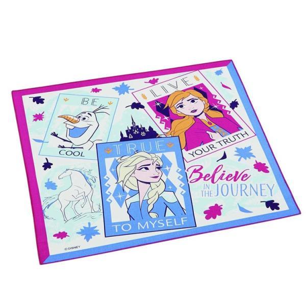 ディズニーアナと雪の女王2 KB4 ランチクロス