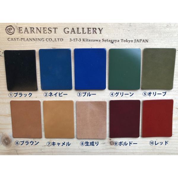 EARNEST 18.20.22mmハンドメイド/コードヴァン10色、グラマラスシェイプ/Dバックル付き、選べる厚み |cast|08
