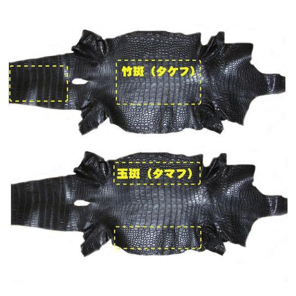 EARNEST ハンドメイド/グラマラスシェイプ/マットクロコ 尾錠ナシ 19mm,20mm|cast|05