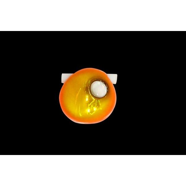 ジャッカル TGビンビン玉スライドヘッド 156g オレンジゴールド