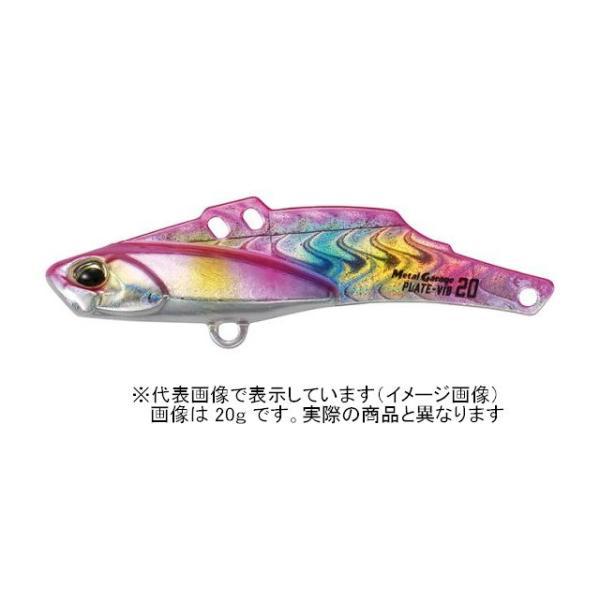 【ネコポス対象品】デュオ(DUO) メタルガレージ プレートバイブ 26g PXA0471 ピンクゴールドキャンディ シーバスルアー