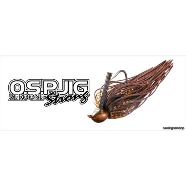 OSP オーエスピージグ ゼロワン ストロング 11g JIG ZERO ONE STRONG