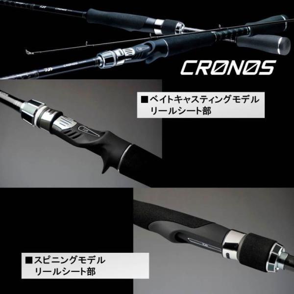 ダイワ クロノス (CRONOS) 651LB (ベイト 1ピース )