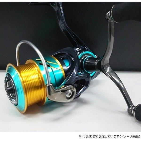 ダイワ(Daiwa) 17エメラルダス MX 2508PE−DH  スピニングリール