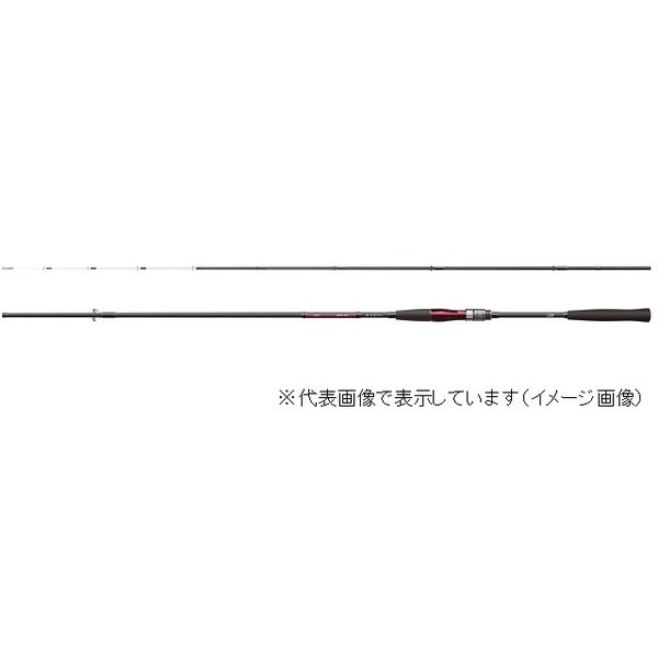 (予約品) ダイワ 紅牙テンヤゲーム M-240・Y (スピニング 2ピース) (10月~11月中旬発売予定)