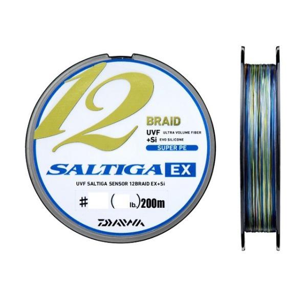 ダイワ ソルティガセンサー 12ブレイドEX+Si 0.6号−200M