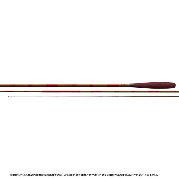 シマノ 朱紋峰 本式 12 並継ヘラ竿