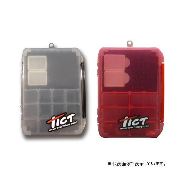 TICT(ティクト) スタメンケース グレー