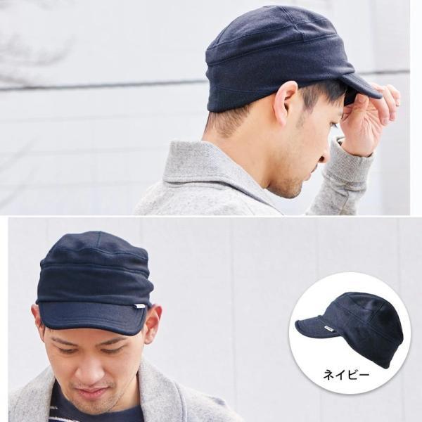 【メール便送料無料】ワークキャップ メンズ レディース   男女兼用 スウェット ワークキャップ casualbox 11