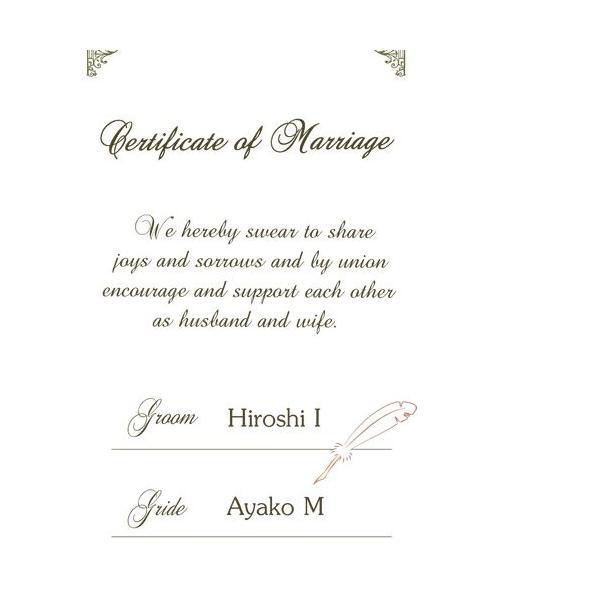 iPhone7 Plus iPhone11 iPhone6 Plus ケース iPhone6 ケース iPhone XS MAX ケース スマホケース セミオーダーメイド 名入れ 結婚証書 婚約届 ハードケース|catcase|05