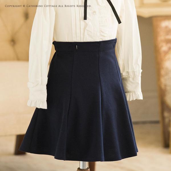卒業式 スーツ 女の子 入学式 子供服 女の子 パイピングニットスーツ 110 120 130 140 150 160 cm ONB YS 期間限定セール|catherine|13