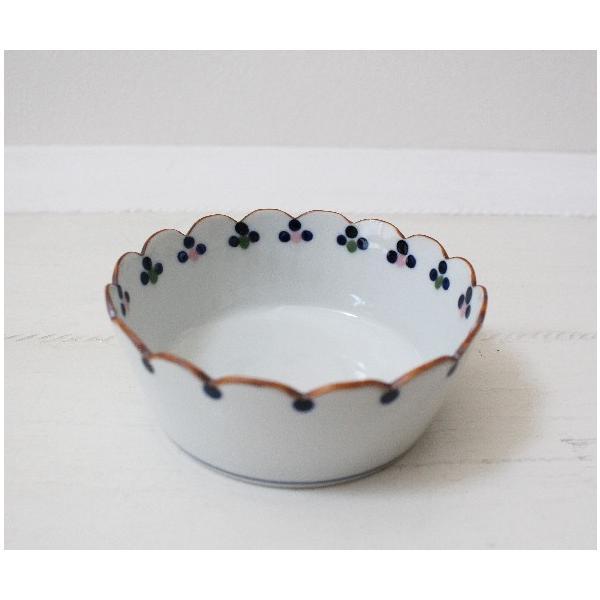 花びら 小鉢 鉢 ボウル 磁器 和食器 伝統工芸 京都染付 12.5cm|cayest|05