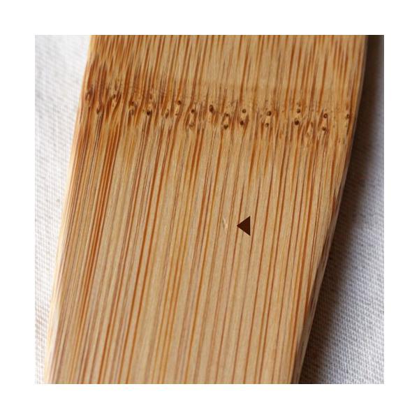 ピラフターナー 竹製 日本製 孟宗竹 細め ターナー フライ返し 木製調理器具|cayest|05