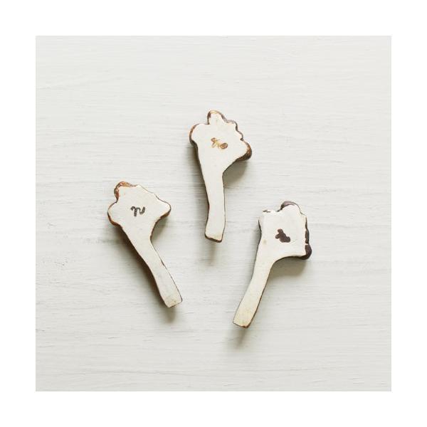 箸置き 木の実 植物 陶器 nakanaka 0126 ナチュラル おしゃれ|cayest|04
