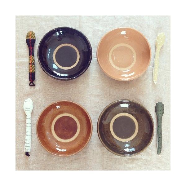 カレー皿 パスタ皿 大皿 河原崎優子 食器 陶器 和食器 おしゃれ 日本製|cayest