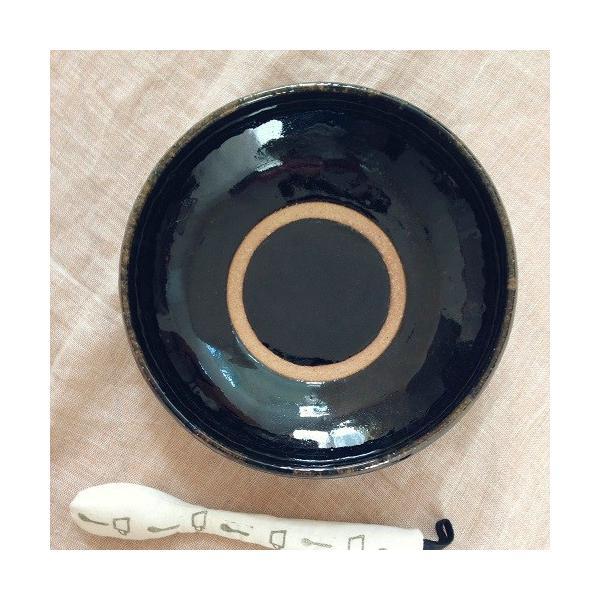 カレー皿 パスタ皿 大皿 河原崎優子 食器 陶器 和食器 おしゃれ 日本製|cayest|07