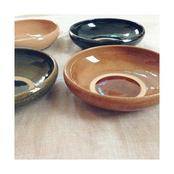 カレー皿 パスタ皿 大皿 河原崎優子 食器 陶器 和食器 おしゃれ 日本製|cayest|02