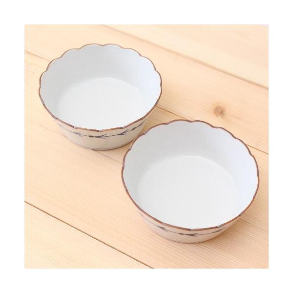 的矢 小鉢 鉢 ボウル 磁器 和食器 京都染付 日本製 アロー|cayest|04