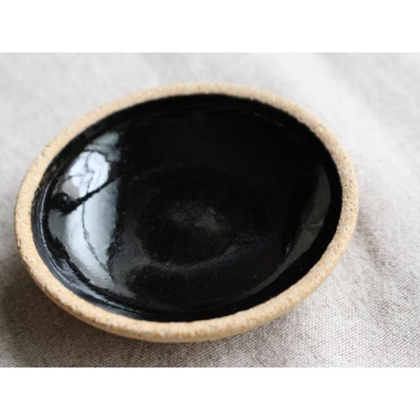 小皿 豆皿 8.5cm 内釉 河原崎優子 信楽焼 和食器 カラフル おしゃれ かわいい|cayest|02