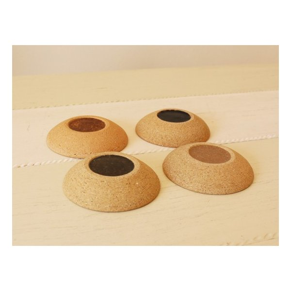 小皿 豆皿 8.5cm 内釉 河原崎優子 信楽焼 和食器 カラフル おしゃれ かわいい|cayest|04