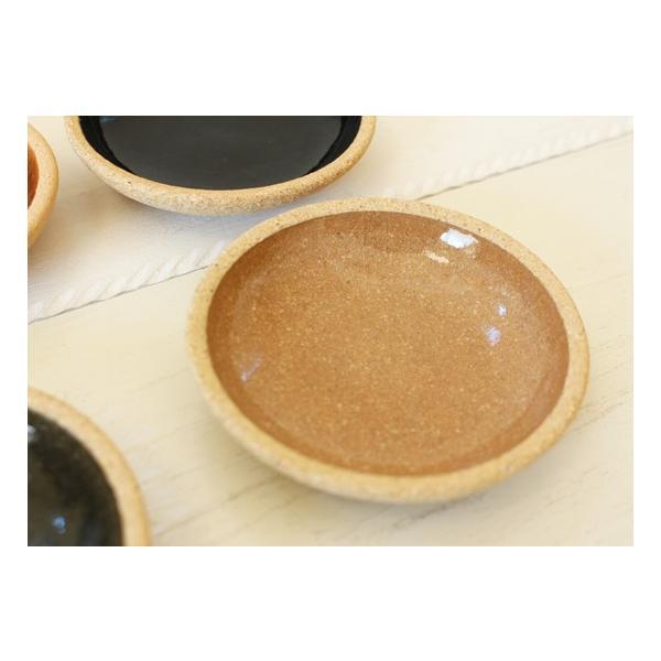 小皿 豆皿 8.5cm 内釉 河原崎優子 信楽焼 和食器 カラフル おしゃれ かわいい|cayest|05