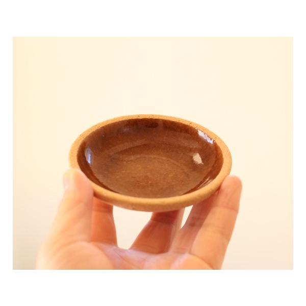 小皿 豆皿 8.5cm 内釉 河原崎優子 信楽焼 和食器 カラフル おしゃれ かわいい|cayest|06