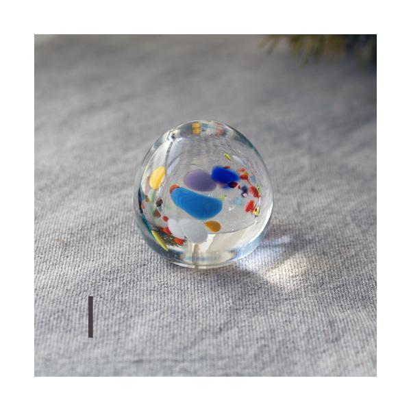 ペーパーウェイト ガラス 文鎮 吹きガラス 手作り tonari|cayest|07