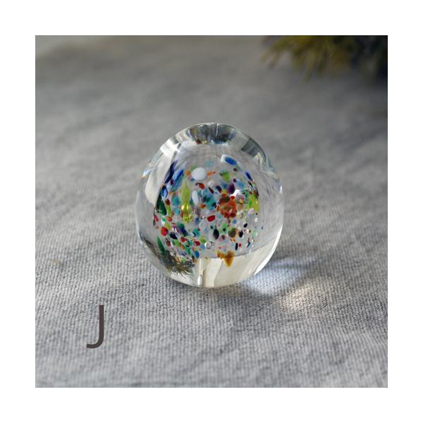 ペーパーウェイト ガラス 文鎮 吹きガラス 手作り tonari|cayest|08
