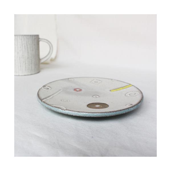 toolsプレート 丸皿 取り皿 銘々皿 15.5cm 三宅直子 陶器 和食器 おしゃれ|cayest|04