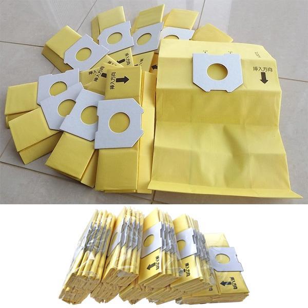 ノースクリーン 業務用掃除機用紙バック 10枚入 日立純正SP-15C同等商品 (5パック入 @1パックあたり ¥1210) NC-H1020Y