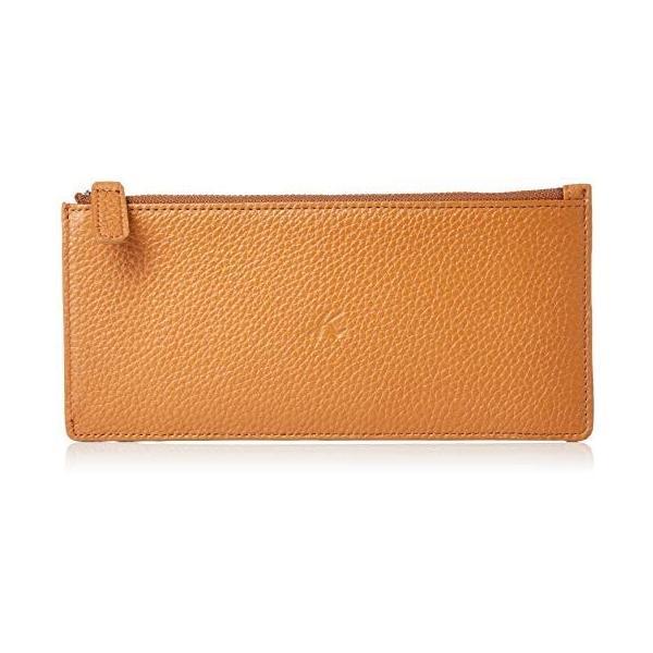 キタムラ 長財布キズが目立ちにくいシュリンクレザーZH0422