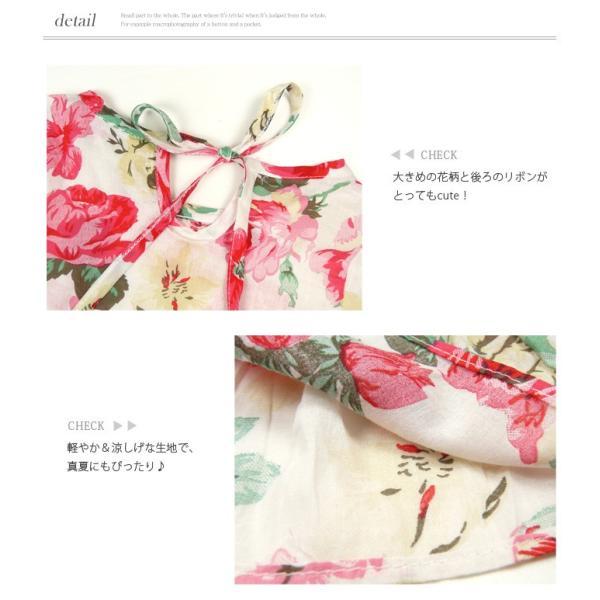 f6754773e5630 ... ポイント10倍 最終処分 韓国子供服 大きな花柄 チュニック 半袖 子供服 キッズ ...