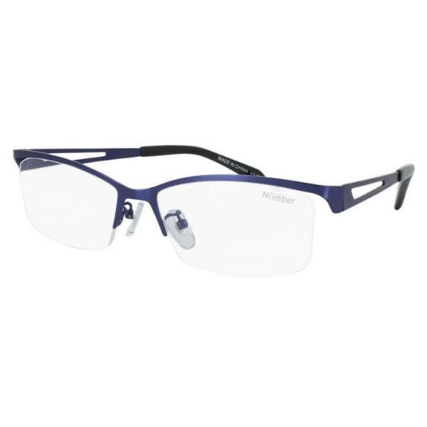 老眼鏡 マットブルー メガネ型ルーペ リーディンググラス シニアグラス 拡大鏡 GOODデザイン おしゃれ 男性用 老眼鏡には見えない 送料無料