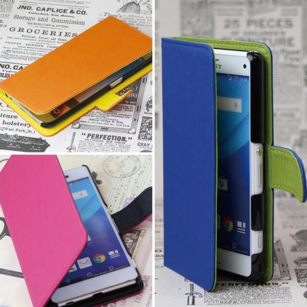 スマホケース らくらくスマートフォン me F-03K ケース 手帳型 らくらくフォン f03k カバー スマホカバー 横 シックなシンプルデザイン cccworks 07