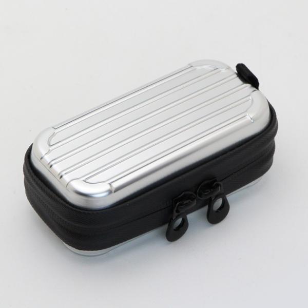 アイコス グロー ケース iQOS IQOS3 glo ケース スーツケース風 ポーチ 電子タバコ カバー 収納ケース 可愛い おしゃれ メンズ レディース 女性 プレゼント|cccworks|02