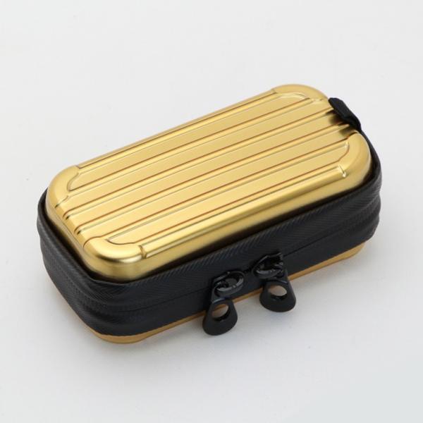 アイコス グロー ケース iQOS IQOS3 glo ケース スーツケース風 ポーチ 電子タバコ カバー 収納ケース 可愛い おしゃれ メンズ レディース 女性 プレゼント|cccworks|03
