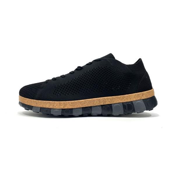 コンフォートシューズ スニーカー メンズ ブラック  ホワイト シューズ 靴 チル ccilu ccilu 16