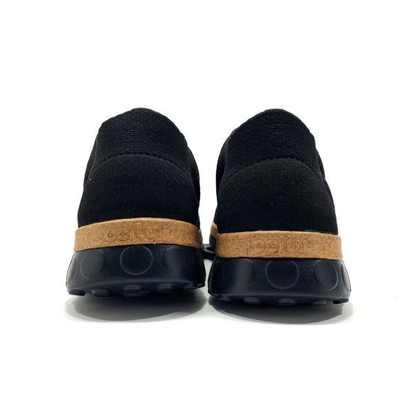 コンフォートシューズ スニーカー メンズ ブラック  ホワイト シューズ 靴 チル ccilu ccilu 18
