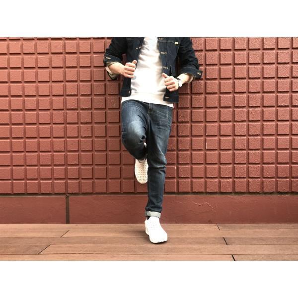 コンフォートシューズ メンズ スリッポン マリン 軽量 オフィス プール 靴 チル ccilu intution リカバリーサンダル 水陸両用 ccilu 06