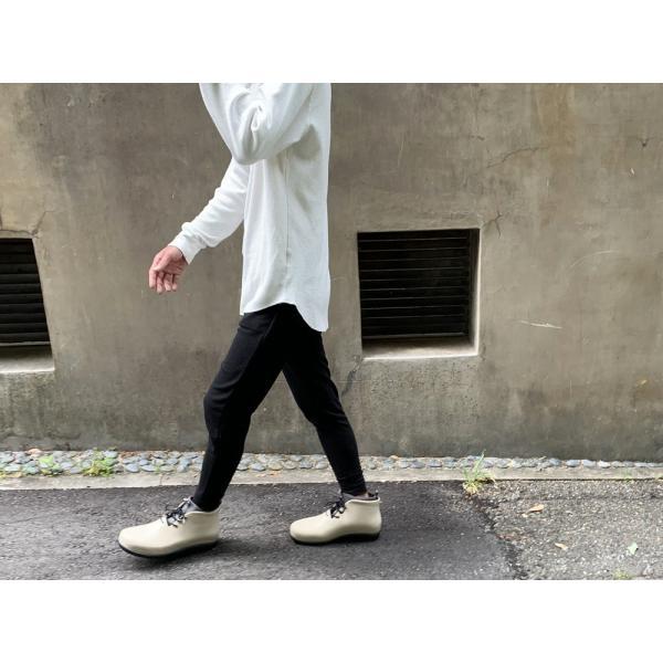 レインシューズ メンズ レインブーツ おしゃれ ショート 防水 雨 長靴 軽量 スニーカー チル ccilu アウトドア|ccilu|17
