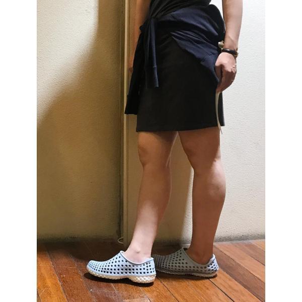 サンダル レディース 夏 履きやすい 疲れにくい チル ccilu  スリッポン スリッパ マリン 靴 旅行 アウトドア レジャー 水陸両用|ccilu|08