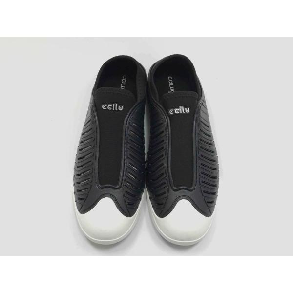 コンフォートシューズ スリッポン メンズ ブラック  ホワイト シューズ 靴 サンダル オフィス ナース チル ccilu アウトドア ccilu 14