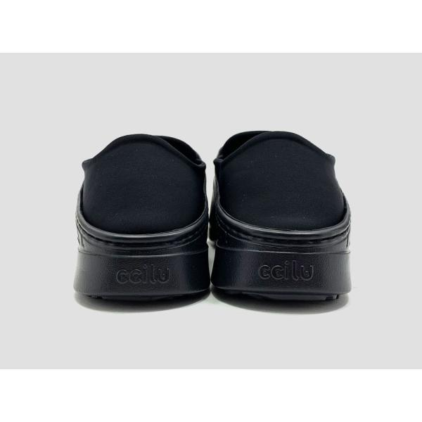 コンフォートシューズ スリッポン メンズ ブラック  ホワイト シューズ 靴 サンダル オフィス ナース チル ccilu アウトドア ccilu 19